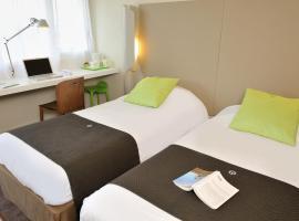 Campanile Vannes, hotel in Vannes