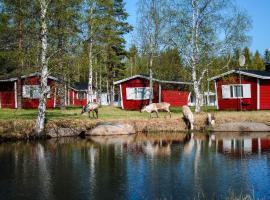 Motelli Rovaniemi, hotel in Rovaniemi
