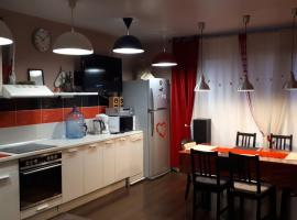 Apartment with Terrace, apartment in Novosibirsk