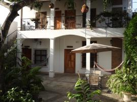 Jardin Cafe Hostal & Restaurant