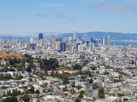Spectacular View Apartment in San Francisco, pet-friendly hotel in San Francisco