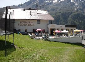 Alpengasthof Sonneck, Hotel in der Nähe von: Gaislachalm, Sölden