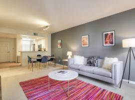 Urban Flat Apartments @Heart Of Redwood City, hotel in Redwood City