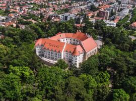 Viesnīca Palace Art Hotel Pezinok pilsētā Pezinoka