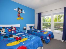 Vai para a Disney? Casa de férias em Orlando para alugar