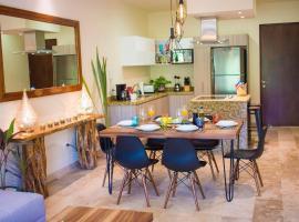 Casa Ac Ch'oh - Luxury 2BR Apartment, hotel de lujo en Tulum