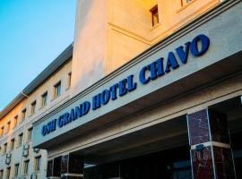 Osh Grand Hotel Chavo
