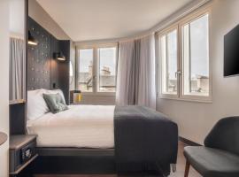 YOTEL Edinburgh、エディンバラのホテル
