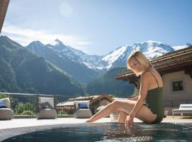 Armancette Hôtel, Chalets & Spa – The Leading Hotels of the World