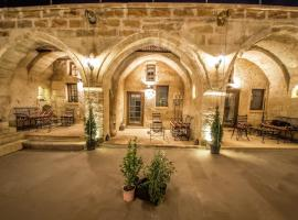 Harkasos Cave Hotel