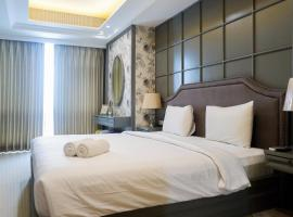 Luxurious 2BR Apartment at La Riz Supermall Mansion By Travelio