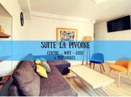 SUITE LA PIVOINE - LE FORMEL