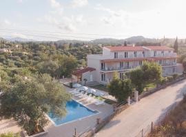 Luca Mare, pet-friendly hotel in Gouvia