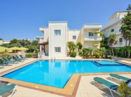 Poseidon Apartments, hotel near Golden Beach, Kato Daratso
