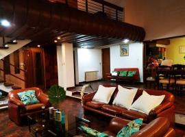Casa Magnolia: amplia y cómoda,la mejor ubicación