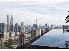 Expressionz Professional Suites by MyKey Global, holiday rental in Kuala Lumpur