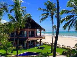 Dream Beach Cumbuco Oceanfront Apartments, hotel in Cumbuco