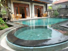 Dugul Hidden, hotel with pools in Ubud