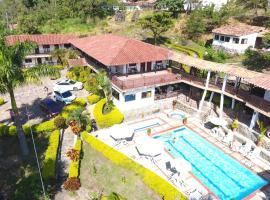 Hotel Campestre Casa del Conde Monterrey