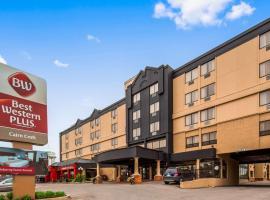 Best Western Plus Cairn Croft Hotel, hotel din Niagara Falls