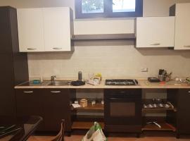Appartamento indipendente seminterrato
