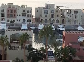 Sea View Apartment at Tala Bay Resort in Aqaba