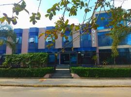 IBIS Budget Santos Gonzaga, hotel in Santos