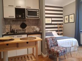 Apartment Zebra