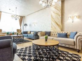 City Avenue Hotel by HMG: Sofya'da bir otel