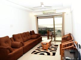 3 BHK Apartment with river view