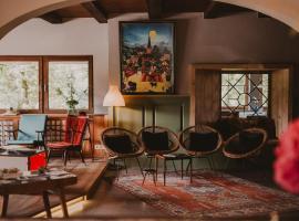Das Seebichl small alpine hotel