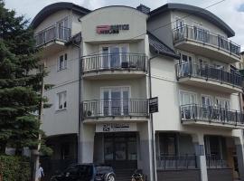 PRESTIGE HOUSE- lokalizacja apartamentu, apartment in Augustów