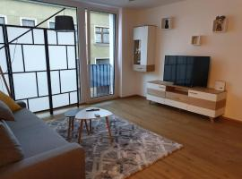modern, cozy apartment in the center of linz