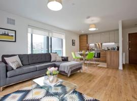 LUXURY 1 BED Apartment at Dandara, Stoneywood, hotel in Aberdeen