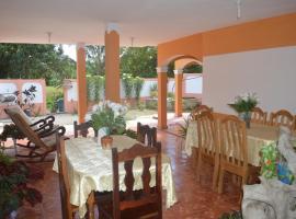 Hostal Naturaleza Zoilita y Felix, hotel in Playa Larga