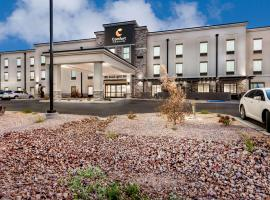 Comfort Inn & Suites Zion Park Area, Hotel in Hurricane