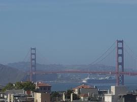Golden Gate San Francisco, hotel near Lands End, San Francisco
