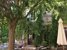 Le Rimayon: Les Jardins de L'Auberge du Presbytère