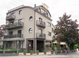 Hotel Vienna, hotel near Jarun Lake, Zagreb