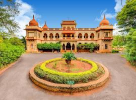 WelcomHeritage Shivavilas Palace, HAMPI