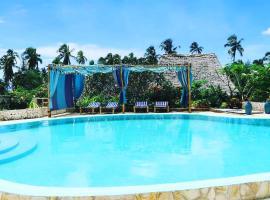 Lucrezia's Garden Zanzibar