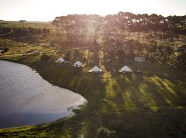 Folk Glamp Tents