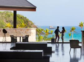 Royalton Saint Lucia Resort & Spa - All inclusive, hotel in Gros Islet