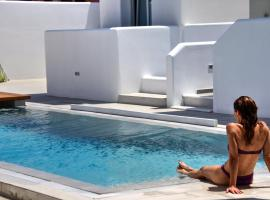 Quartano Luxury Cycladic Residence, Adults Only (13+)