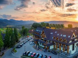 Hotel Tatra, hotel near Kasprowy Wierch Mountain, Zakopane