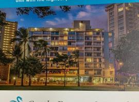 Waikiki condo near beach