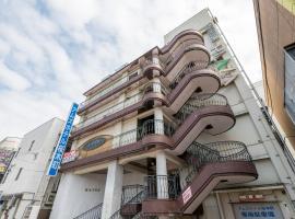 OYO Hotel Hotel Japan Toyama Joshi Koen Toyama