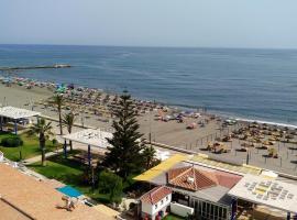 Tropicana Beach & Sun, hotel in Torrox Costa