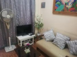 Elefesette Apartment 2 bedrooms max of 6 pax