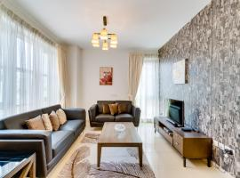 Meadow Ease by Emaar Spacious Two Bedroom Apartment Standpoint